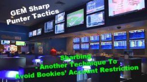 Sharbing Technique To Arbitrage