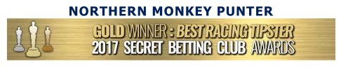 Northern Monkey Punter, SBC Gold Horse Racing Award