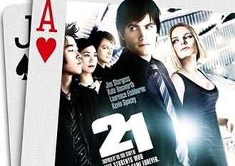 image from film 21 typical example of advantage gambling