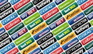 UK Bookmakers Logos