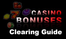 Casino Bonus Clearing Guide