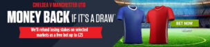 William Hill Money Back If Draw
