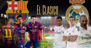 Beat The Bookies - El Clasico Barcelona vs real Madrid