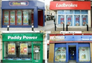 High Street Betting Shops