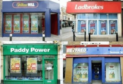 High Street Betting Shops