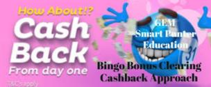 Online Bingo Bonus Cashback Methods