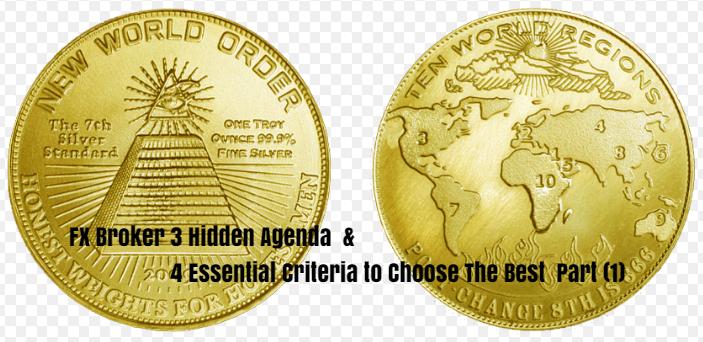 FX Broker 3 Hidden Agenda Part 1