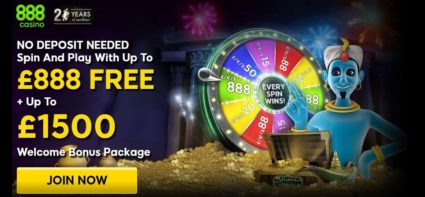 How To Make No Deposit Casino Bonus Whoring Worth Your While 888Casino Bonus