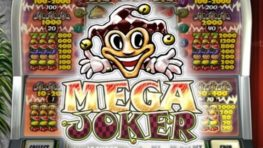 Expected Value Betting Mega Joker Jackpot Slots RTP