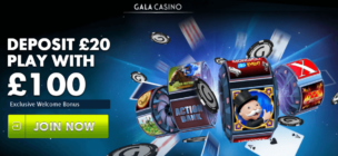 Gala Casino Bonus