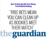 Matched Betting Risk Free Money