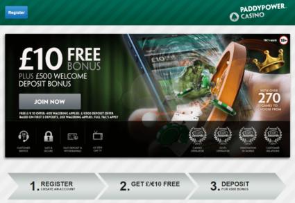 paddy-casino-non-deposit-bonus