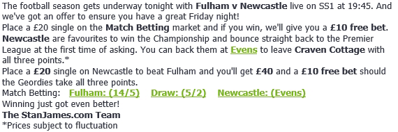 enhanced bets, stanjames t and c