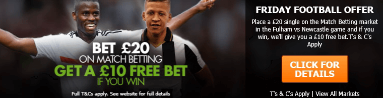 enhanced bets, price boost advertising