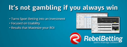 Rebelbetting Sports Arbitrage Software
