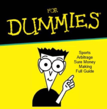 Sports Arbitrage Full Instruction For Dummies