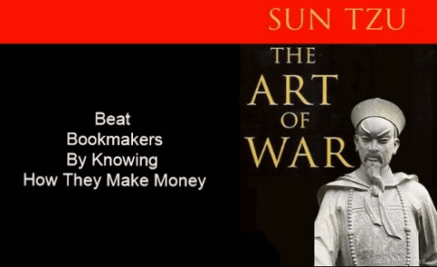 Beat The Bookies By Knowing How Your Enemy Makes Money - Secret Of Odds