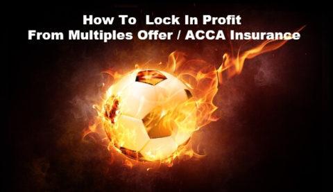 Footy Accumulator Lock-in Profit
