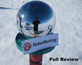 RebelBetting logo,Sports Arbitrage Software