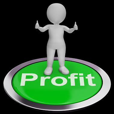 man-profit