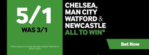 betway betting, acca boost fa cup