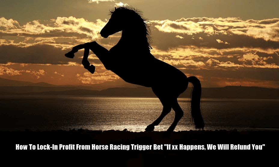 Easy Way To Lock-In Profit from Trigger Bet - Ladbrokes Horse Racing Case