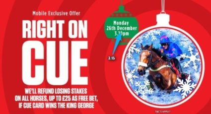 Ladbrokes Cue Card Refund