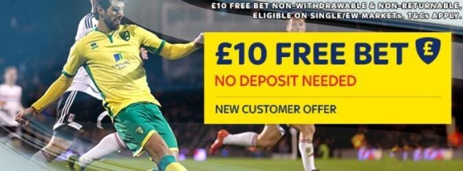 Sky Bet Offers New Customer Free Bet