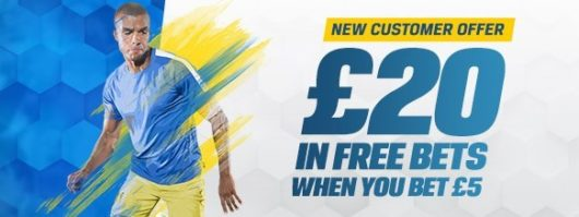 Accumulator Bet Coral New Customer Offer