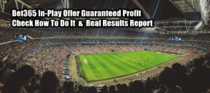 Bet365 In-Play Offer Guaranteed Profit