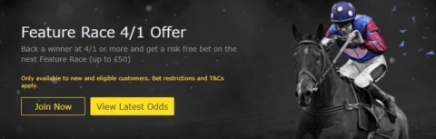 bet365 feature race offer image