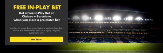 bet365 in play offer, image