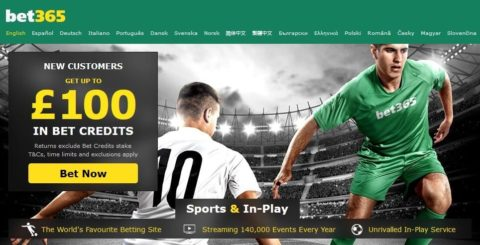 bet365 new sign up offer credit