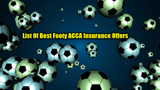 lList of best acca insurance offers by key bookmakers