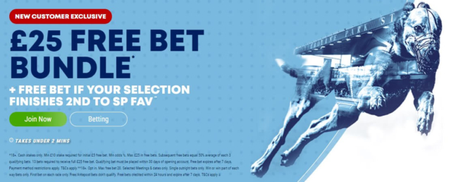 boylesports greyhound offer