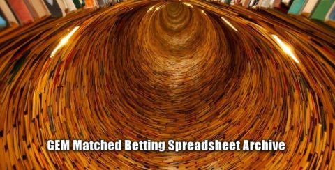 gem matched betting spreadsheet archive