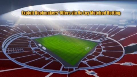 How To Exploit Bookies' Offer By No Lay Matched Betting Feature Image 0