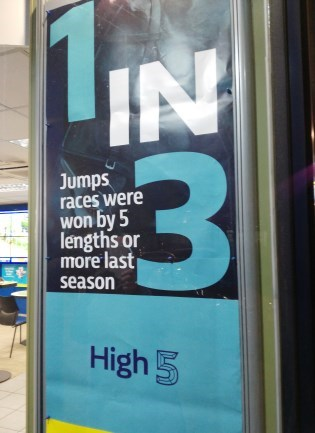 william hill high five poster