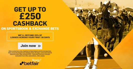 Betfair Sportsbook and Exchange Sign Up Offer Oct 2017
