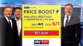 Enhanced Accumulators Sky Soccer Boost