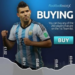 Football Index Review Buy Aguero