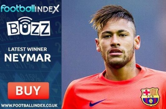 Football Index Review Buzz Winner Neymar