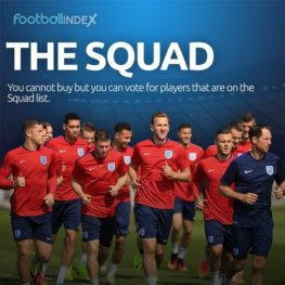 Football Index Review Vote Squad