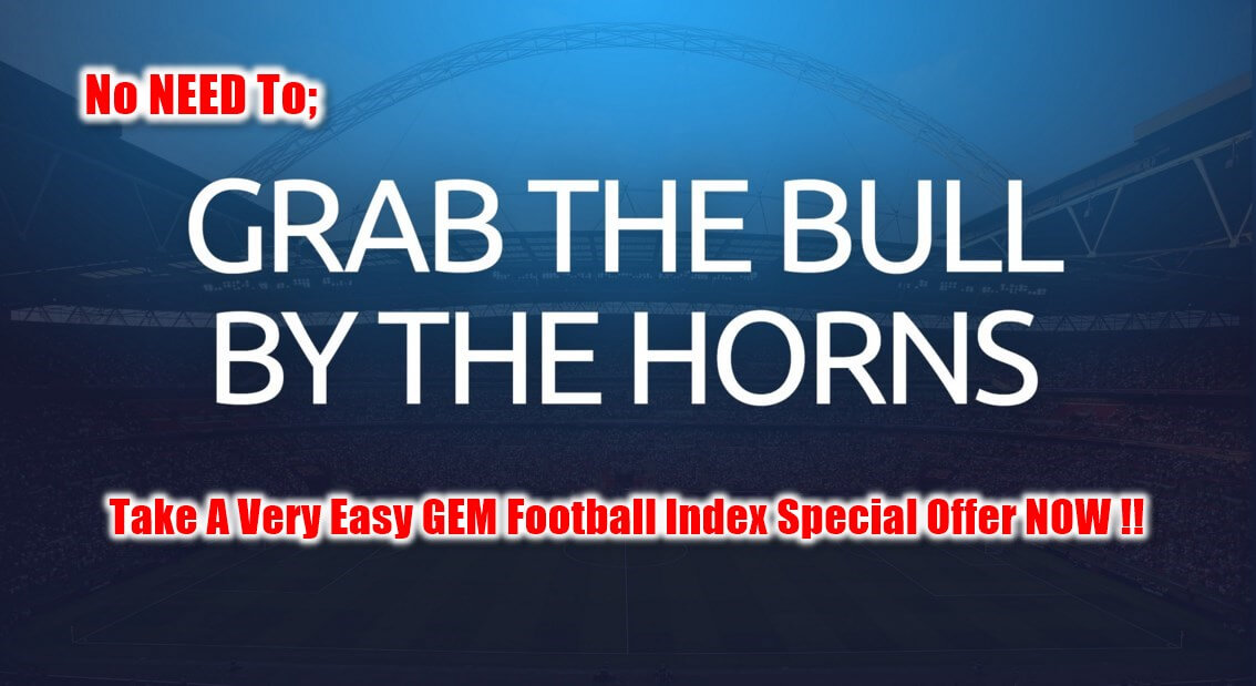 GEM Football Index Special Offer Feature image