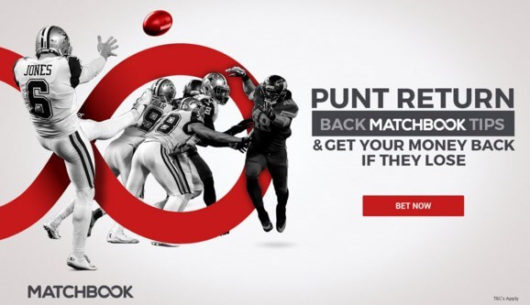 Matchbook NFL Risk-Free