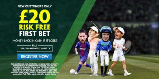 Paddy Power Risk Free Sign Up Offer