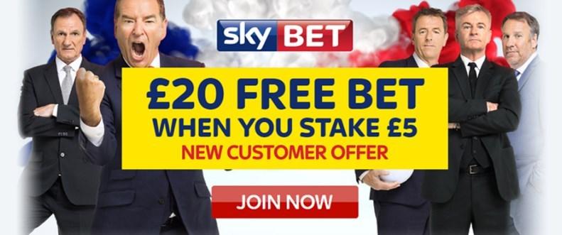 sky bet offers, new welcome bonus