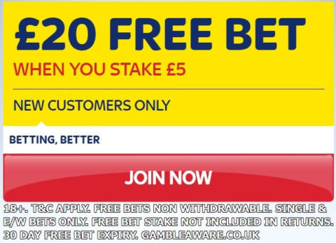 sky bet offer, new sign up bonus