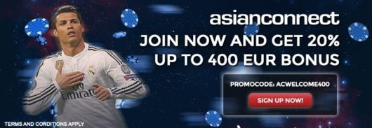 Asianconnect Welcome Offer Image