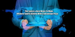 offshore sports betting, 3 advantage plays feature image